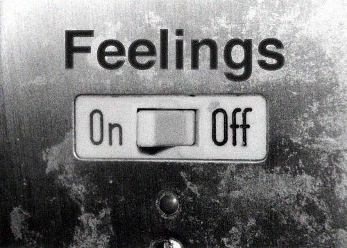 känslor av